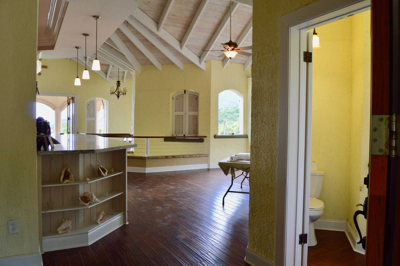 Dining Room & Entrance Bathroom