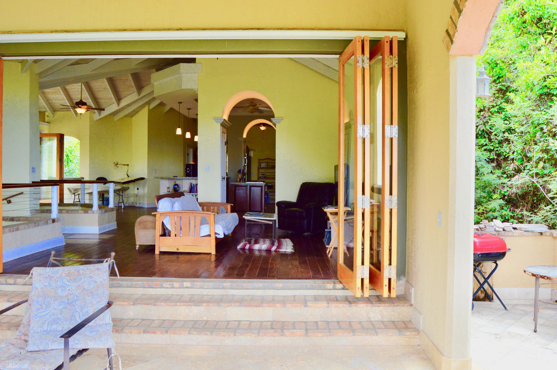 Living Room & Side Terrace