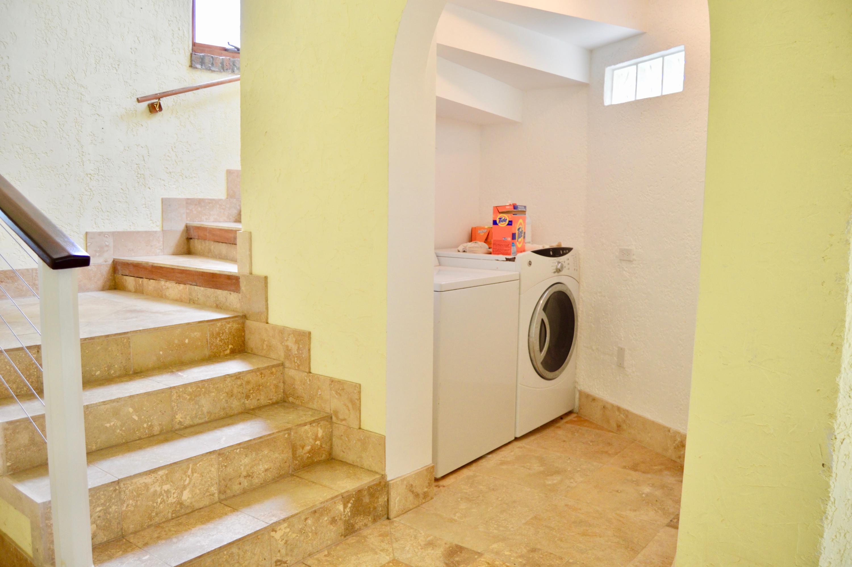 Stairway & Laundry Room