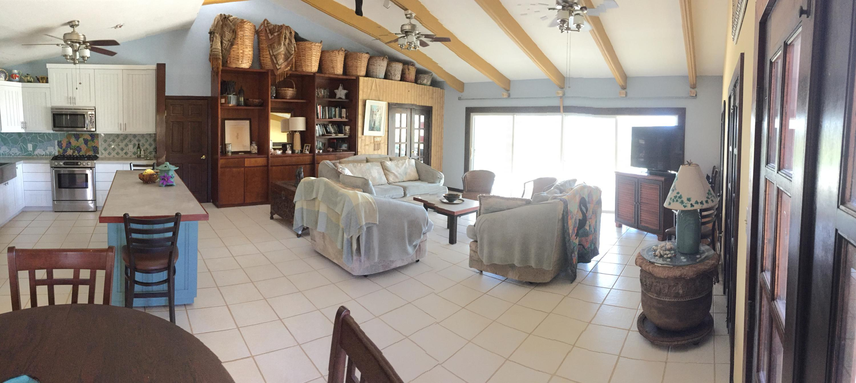 Expansive Great Room