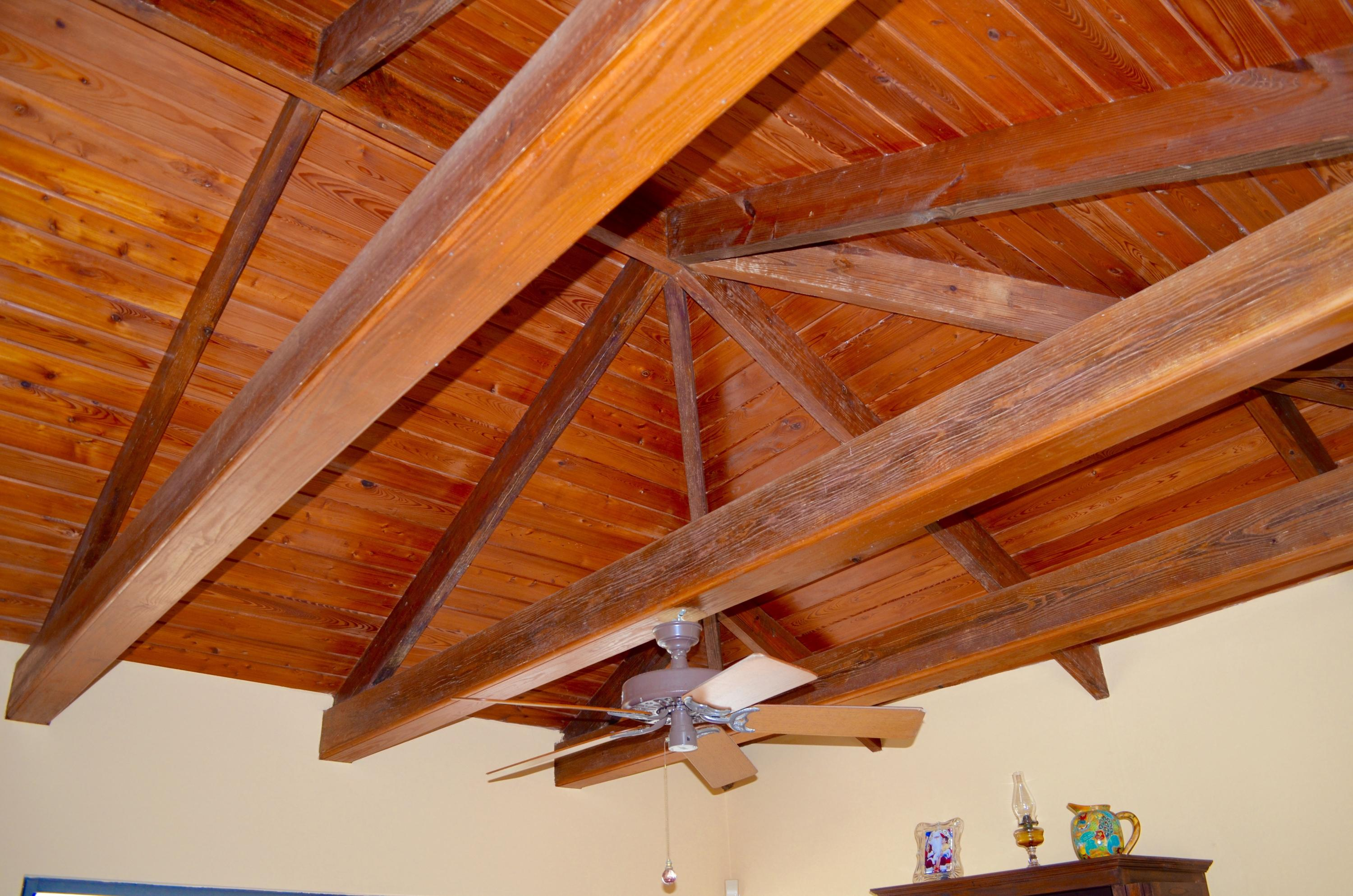 Vaulted ceilings built to last