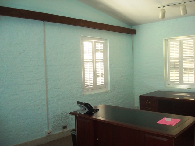 offices upstairs
