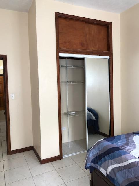 bedroom 2 closet space