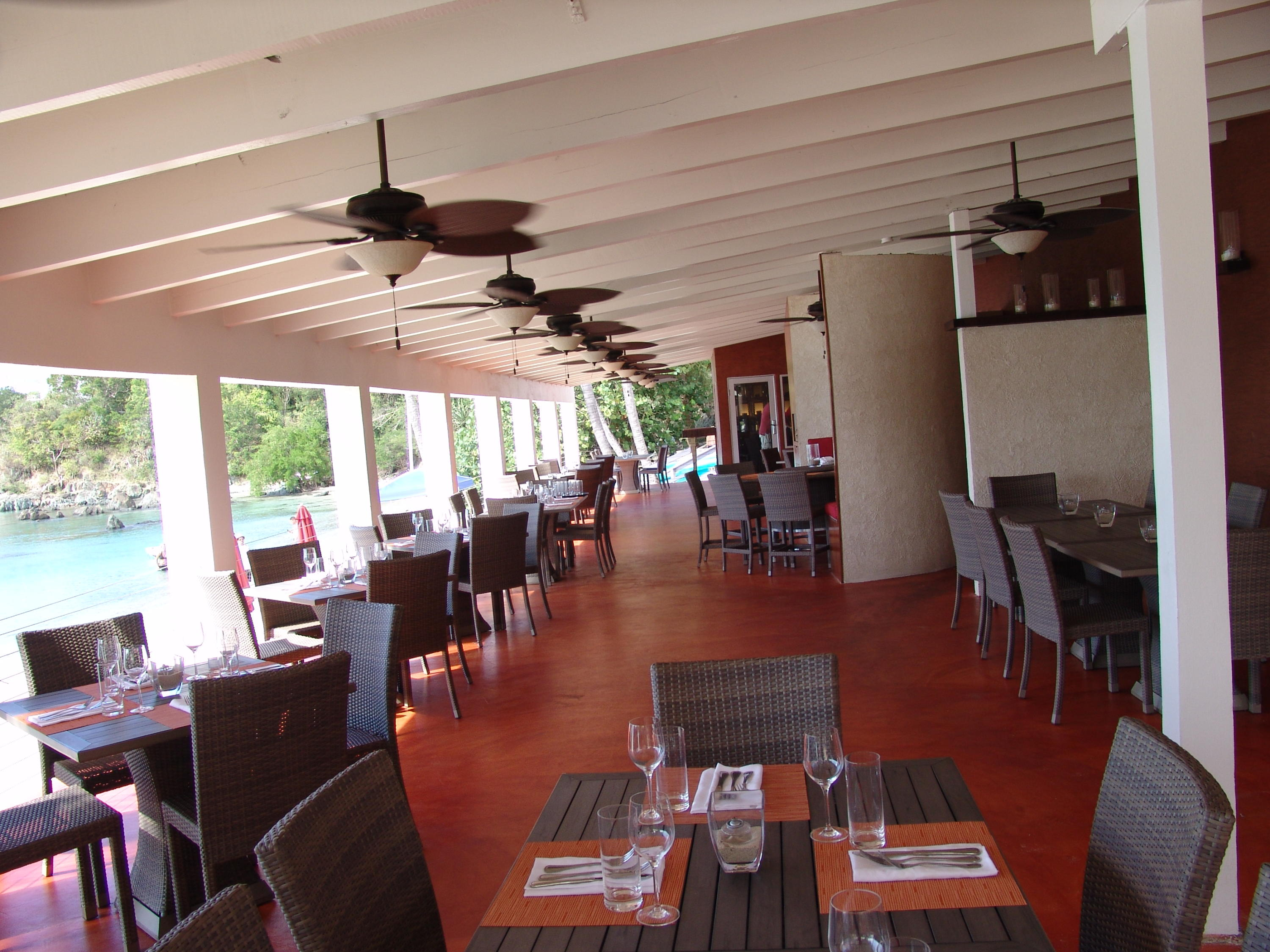 Gourmet  Dining SUNSET GRILLE!!