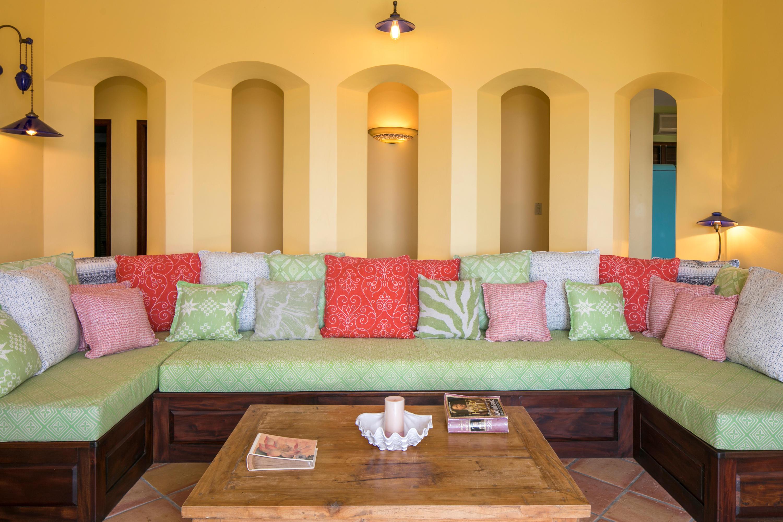 Cottage Second Living Room