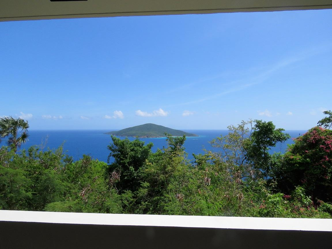 View from bedroom deck
