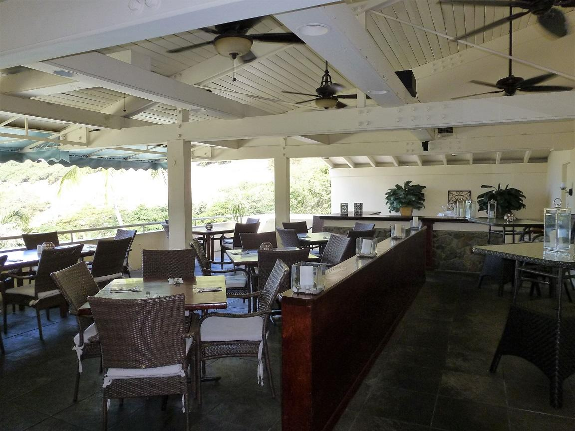 Outdoor Dining at the Grille Room