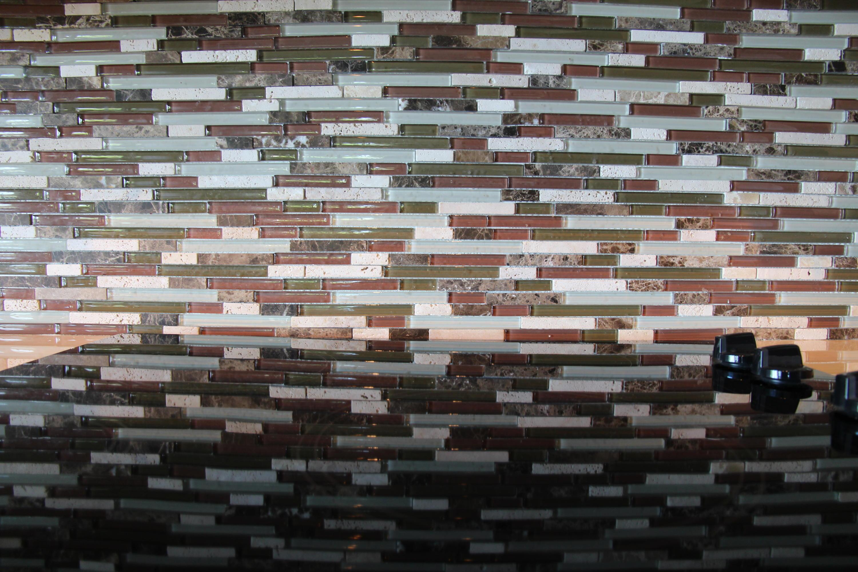 Kitchen backspash tiles