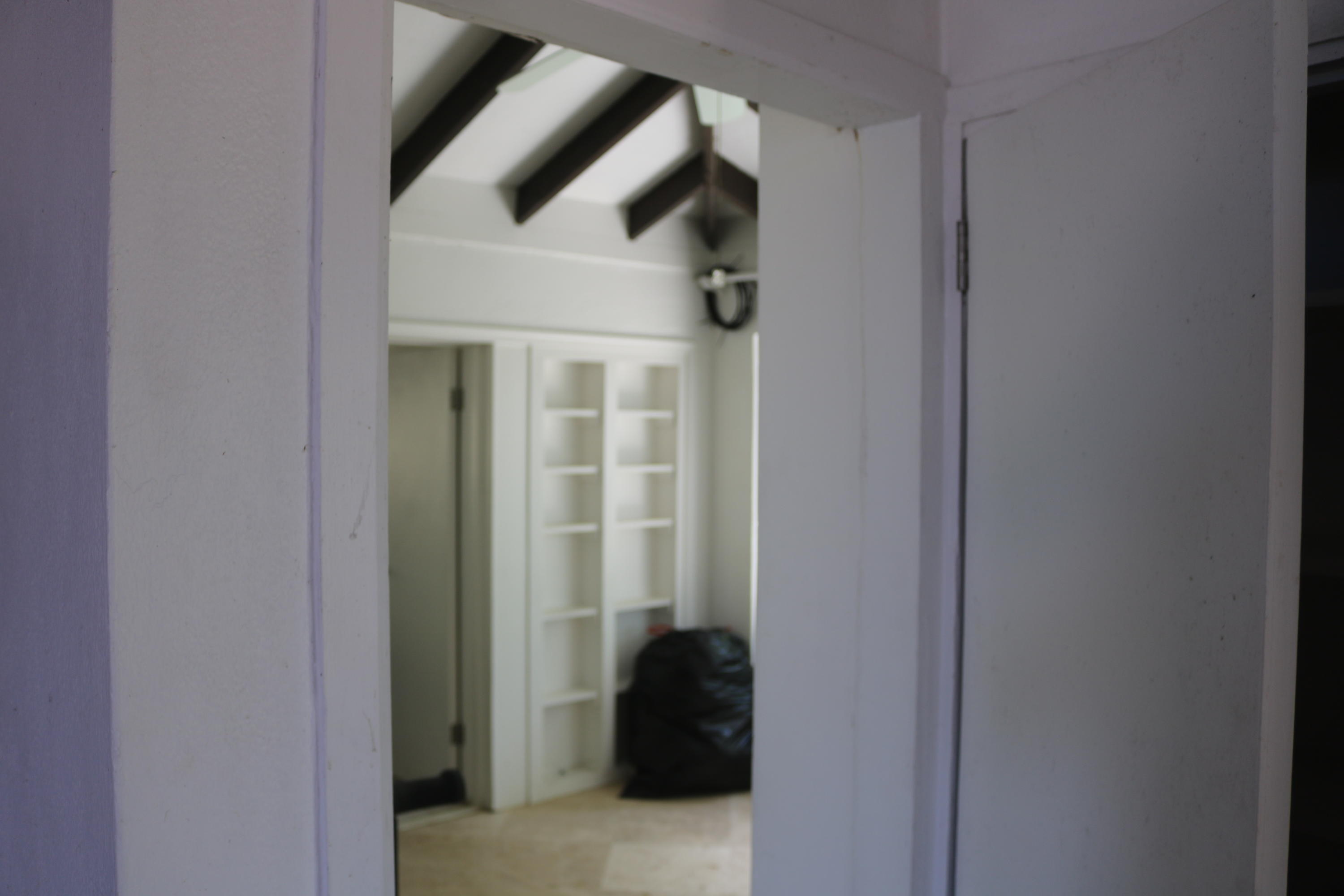 Hall to Bedroom 3