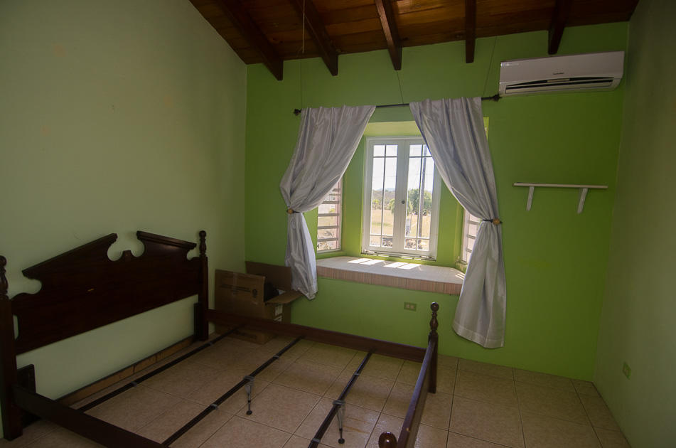 Master Bedroom from front