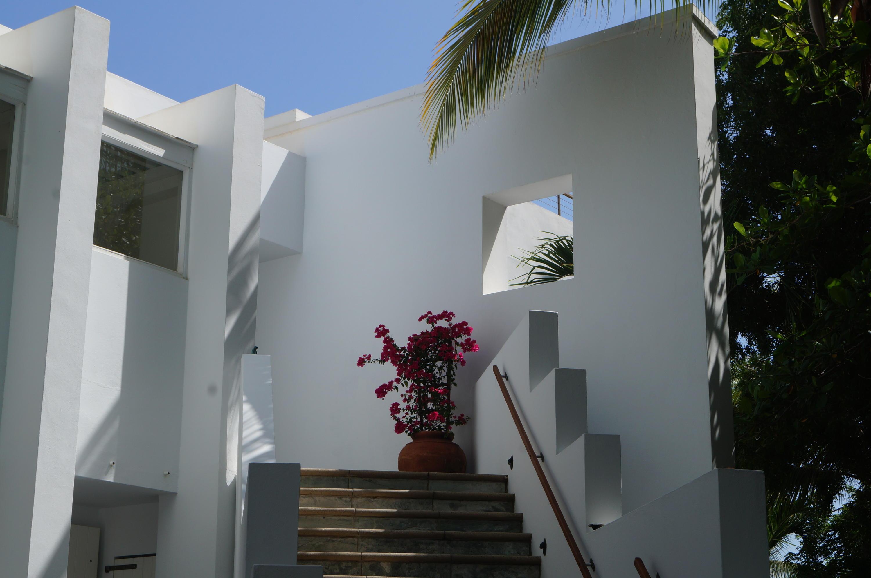 Architectual Entry Way