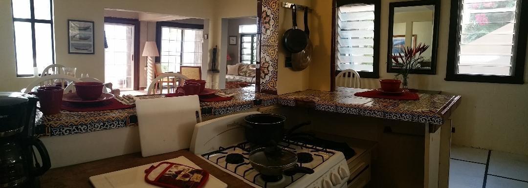 apartment Morocco View fom living room