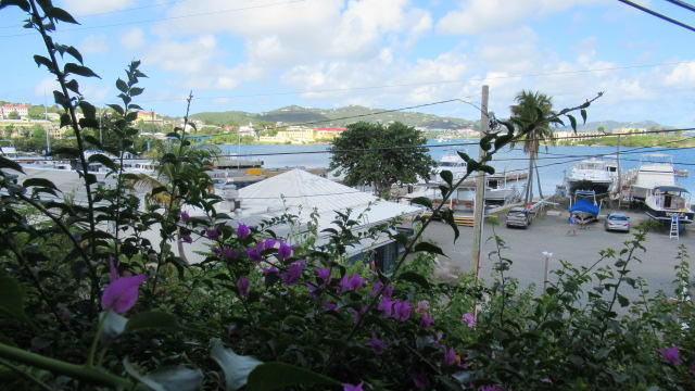 View to Christiansted Harbor