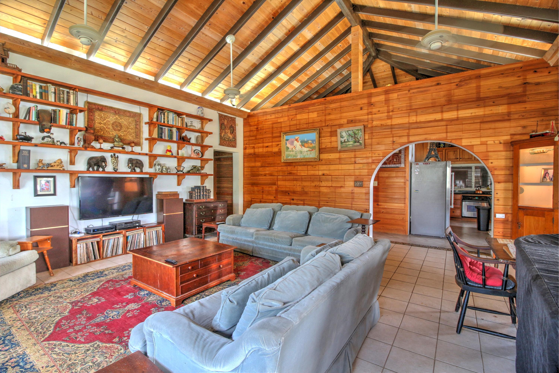 North Cottage Main bedroom