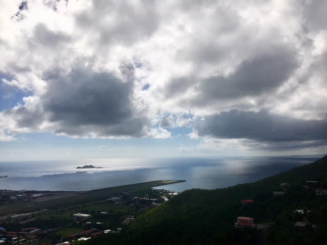 Gorgeous View of Southside of STT