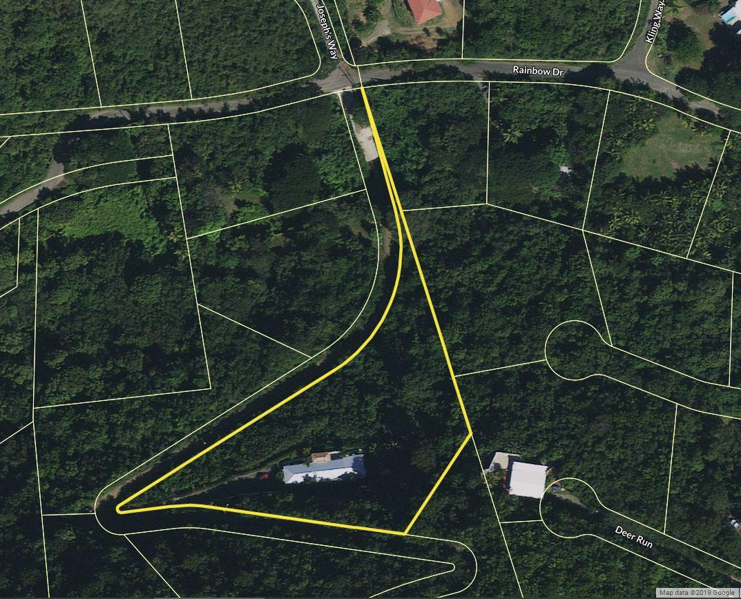 Approximate Lot (from MapGeo)