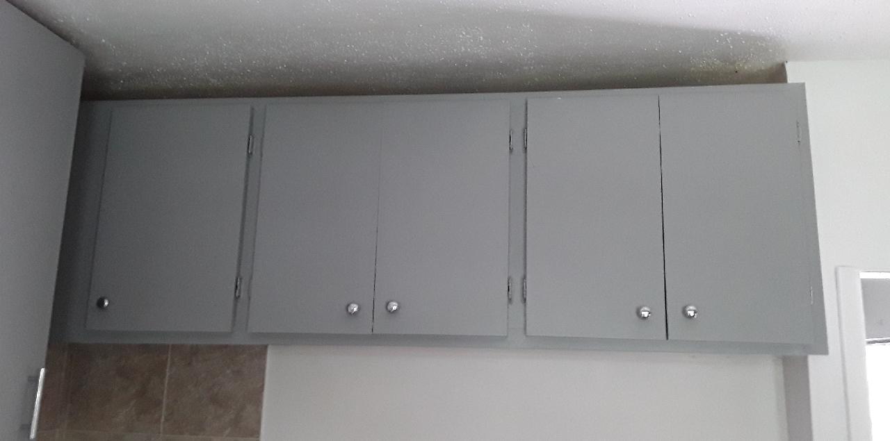 Kitchen Cabinets w Knobs