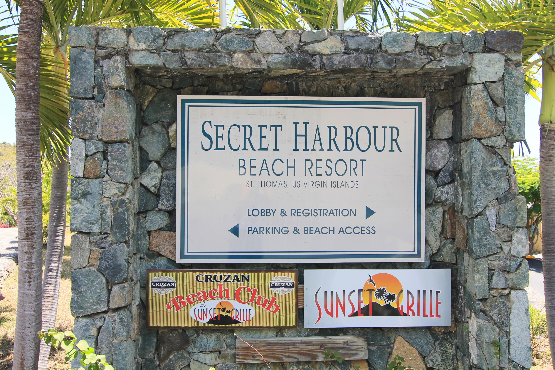 SECRET HARBOUR RESORT!!