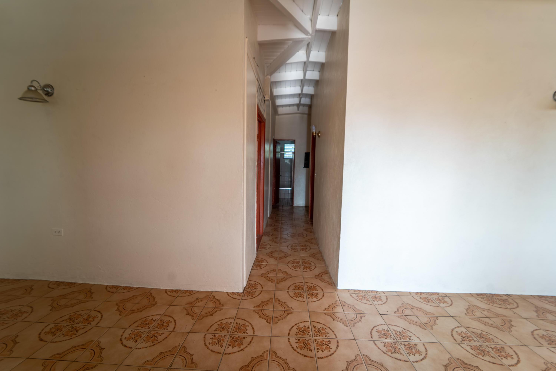 unit one hallway
