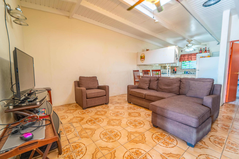 unit two middle unit living room