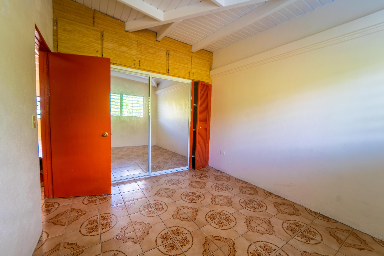unit three closet bedroom