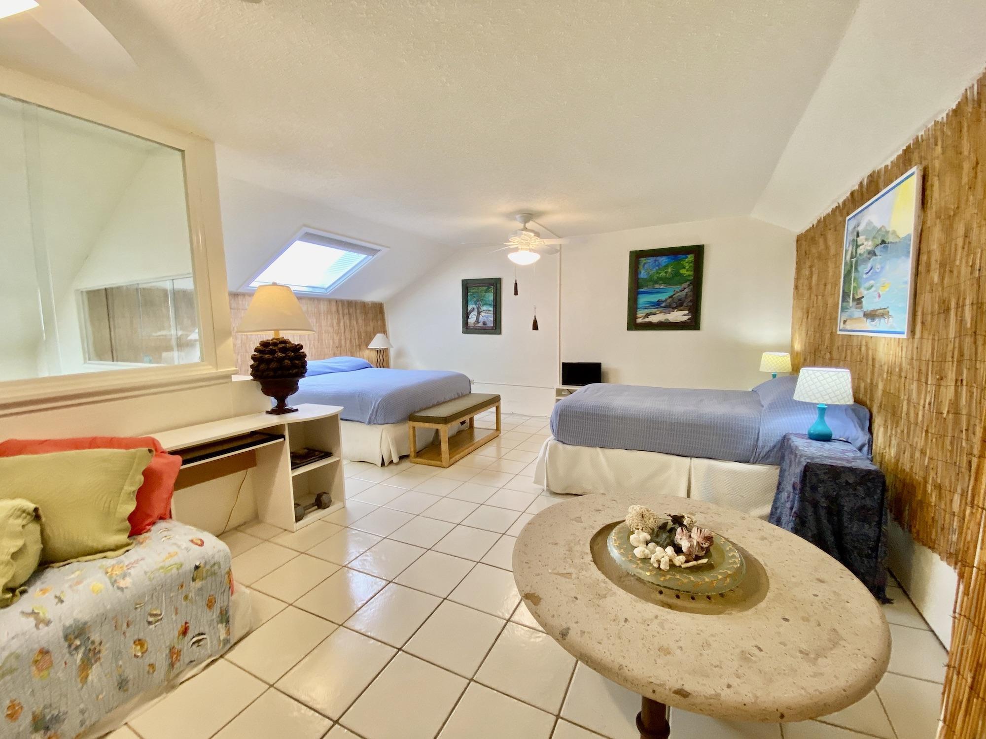 Loft Living Area